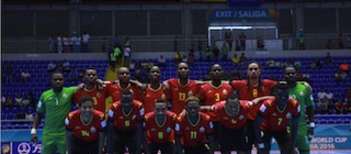 Moçambique não vence a Austrália mas faz história estreando-se num Mundial de Futsal