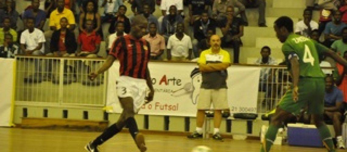 Futsal: Vergonhoso
