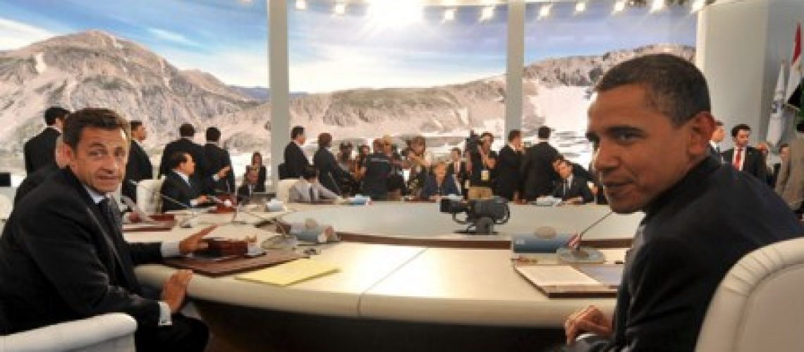 G8 anuncia uma ajuda de US$ 20 bilhões para combater a fome no mundo