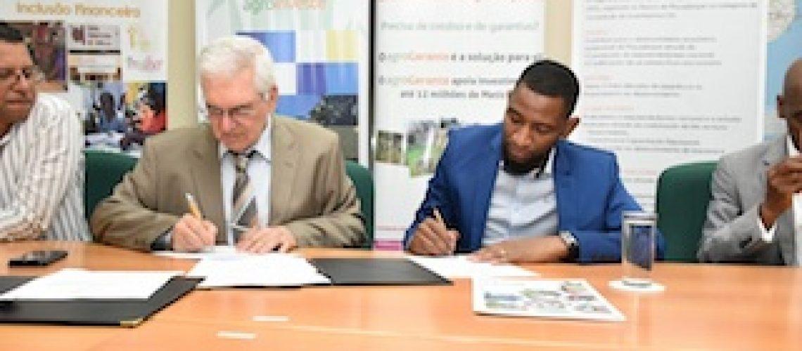 Agro-Garante: Banco Societé Generale Moçambique adere ao Fundo de Garantia de Empréstimos
