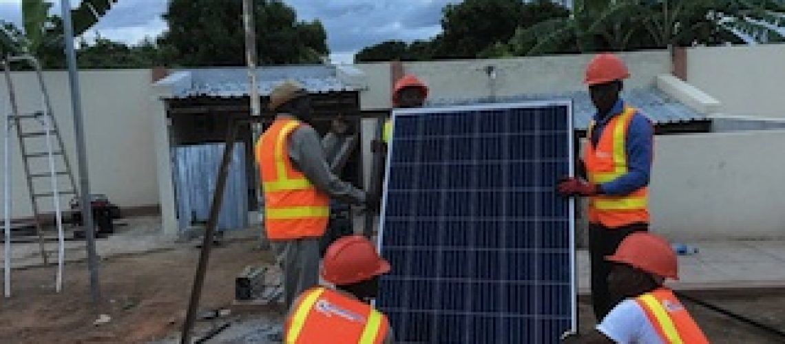 Em Nampula: Agro-Jovem aposta na inovação financiando projecto de energia solar