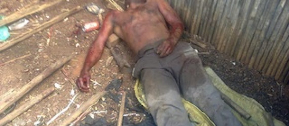 O massacre de garimpeiros em Montepuez