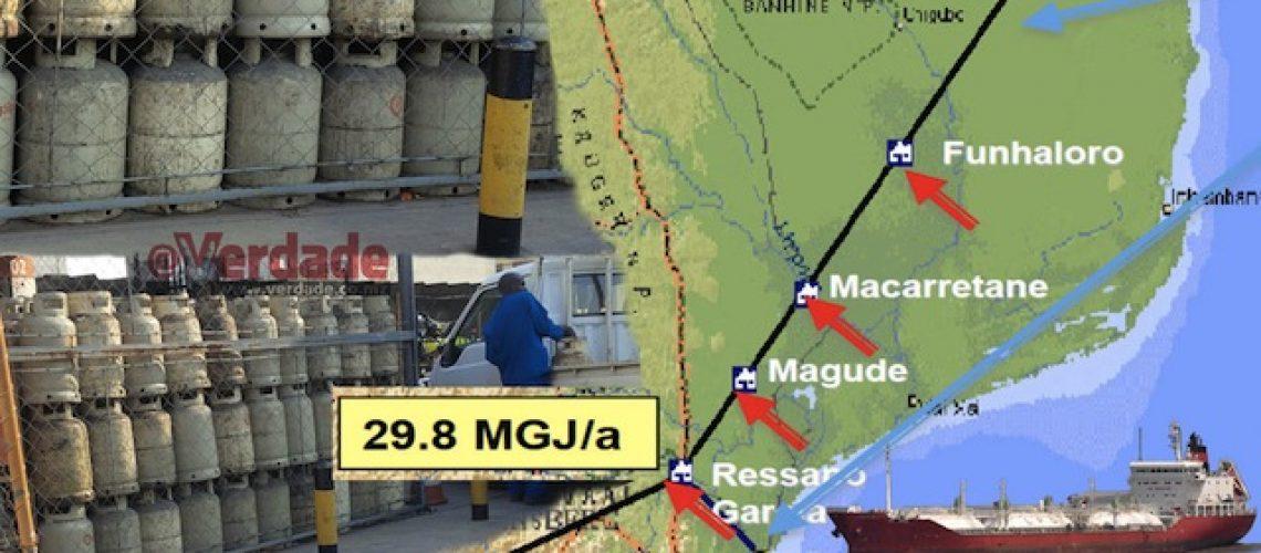 Gás extraído em Inhambane não serve para cozinhar em Moçambique nem baixa o custo da electricidade