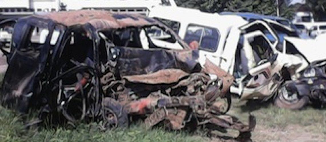 Duas mortes e feridos num acidente de viação em Xai-Xai