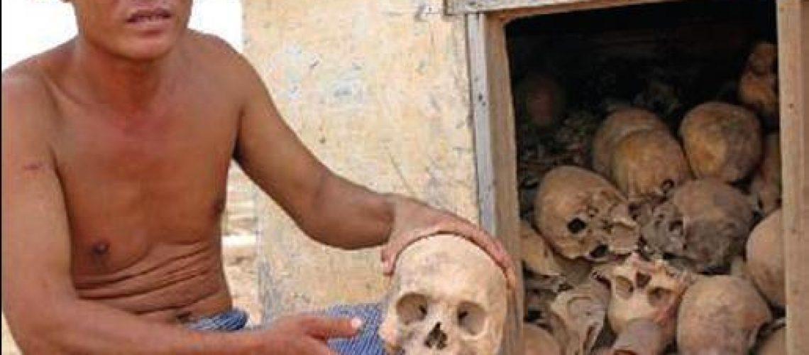O genocídio em julgamento