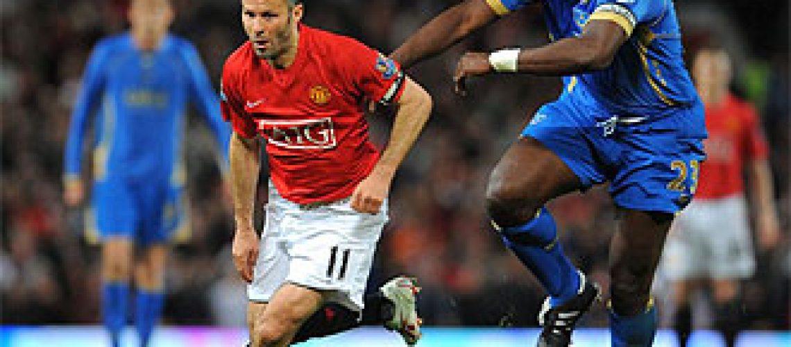 Jogadores escolhem Giggs melhor jogador da temporada inglesa