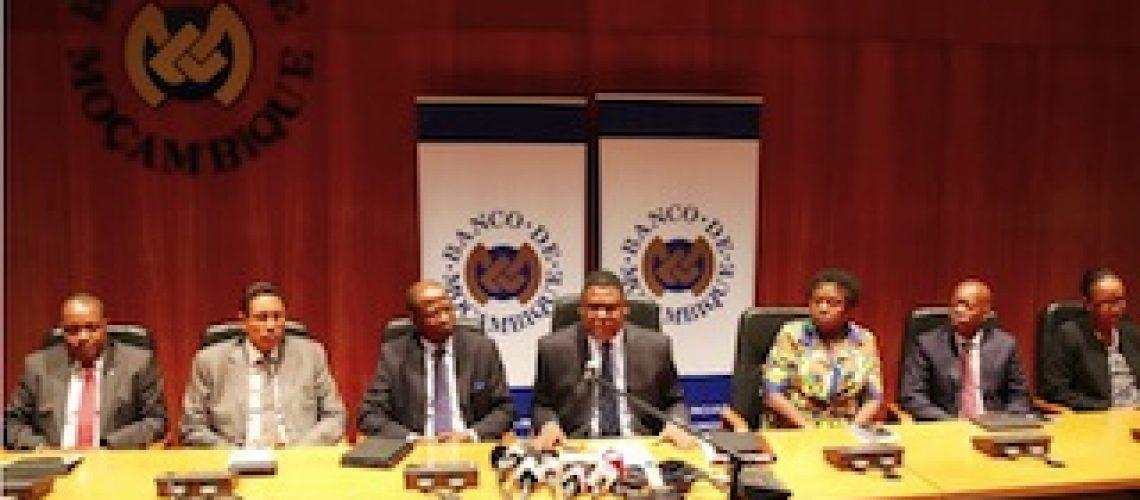 Banco de Moçambique aumenta taxas de juro pelo terceiro mês consecutivo