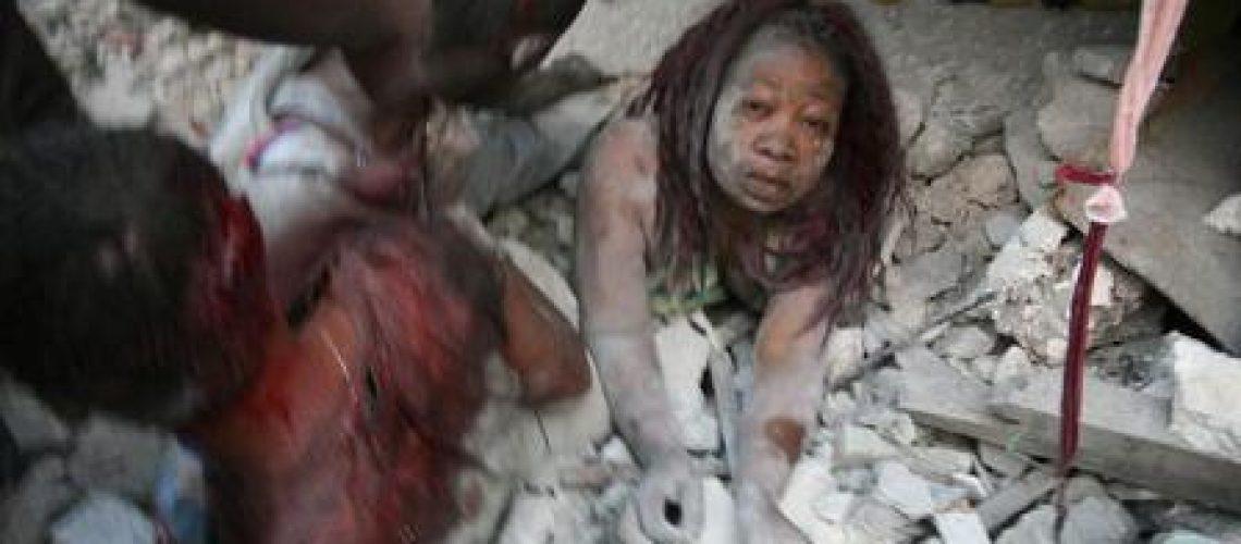 Dois milhões de crianças e adolescentes afetados pelo terremoto no Haiti