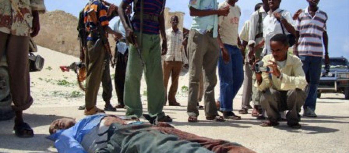 Sete mortos em combates em Mogadíscio