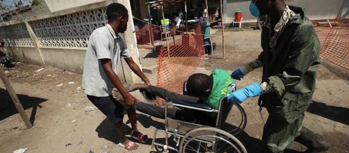 1.304 doentes com cólera tratados em Sofala