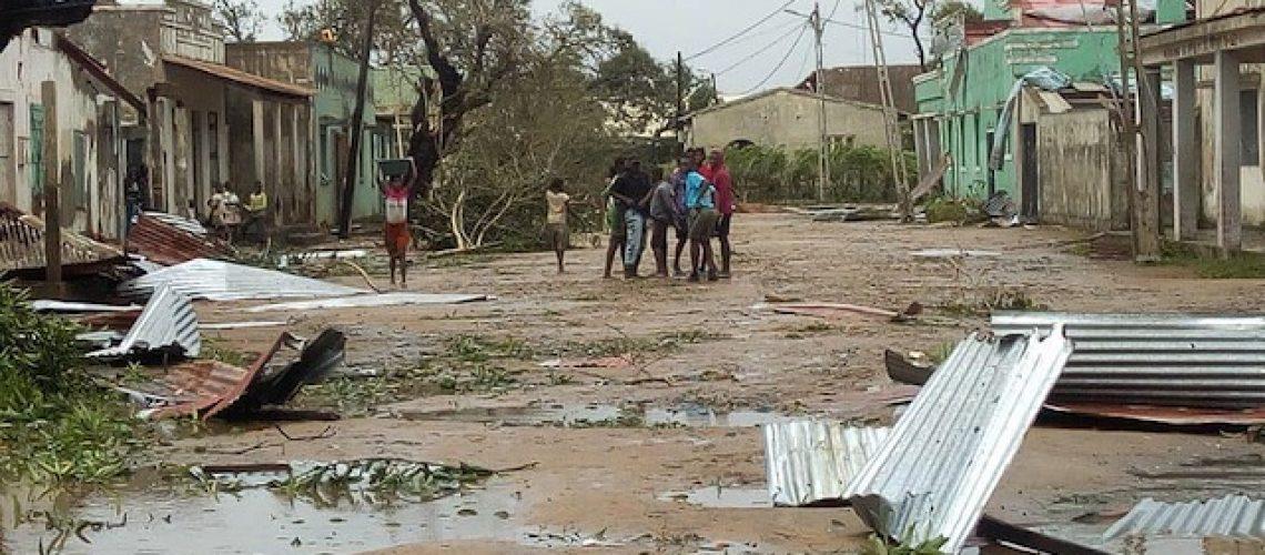 """""""Estávamos a recuperar do ciclone quando veio a água"""" sobrevivente no epicentro das cheias que se seguiram ao ciclone IDAI"""