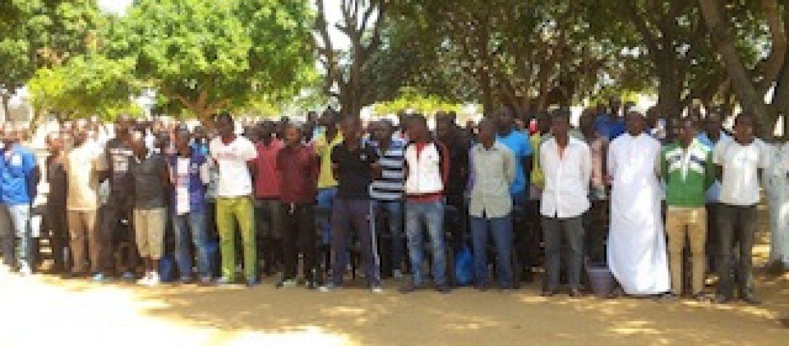 Indultado pelo Presidente Filipe Nyusi volta ao crime em Maputo