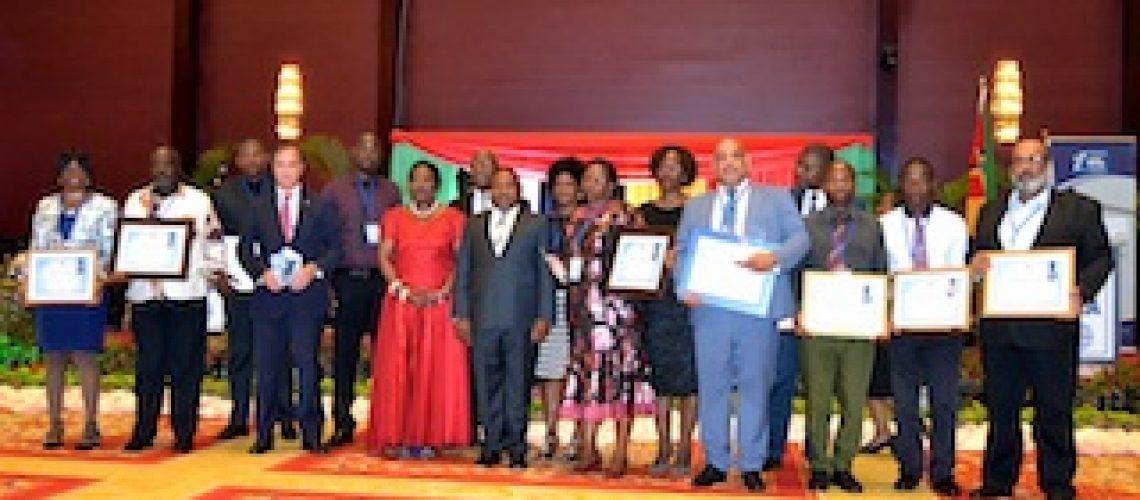 30 anos do INSS: Premiados os melhores contribuintes