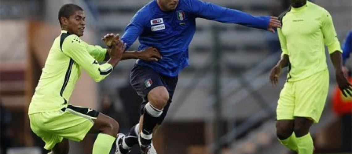 Itália sem Cannavaro para a estréia na Taça das Confederações
