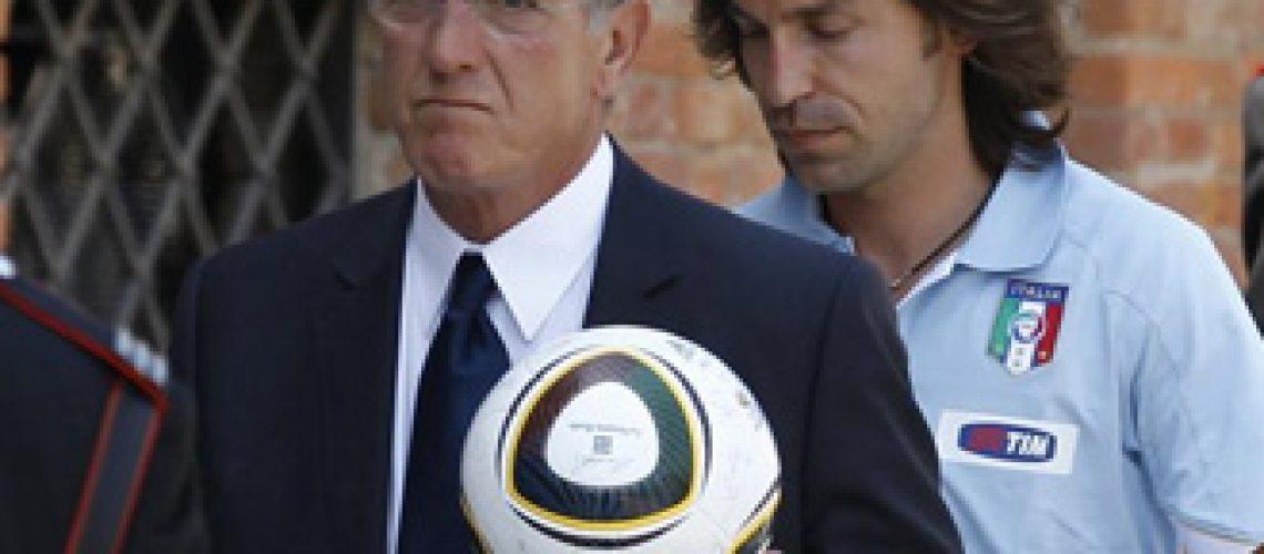 Itália corta Rossi e Cassani do Mundial