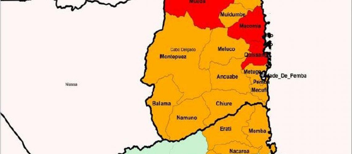 Ciclone Kenneth fez 49 mortos em Cabo Delgado e Nampula