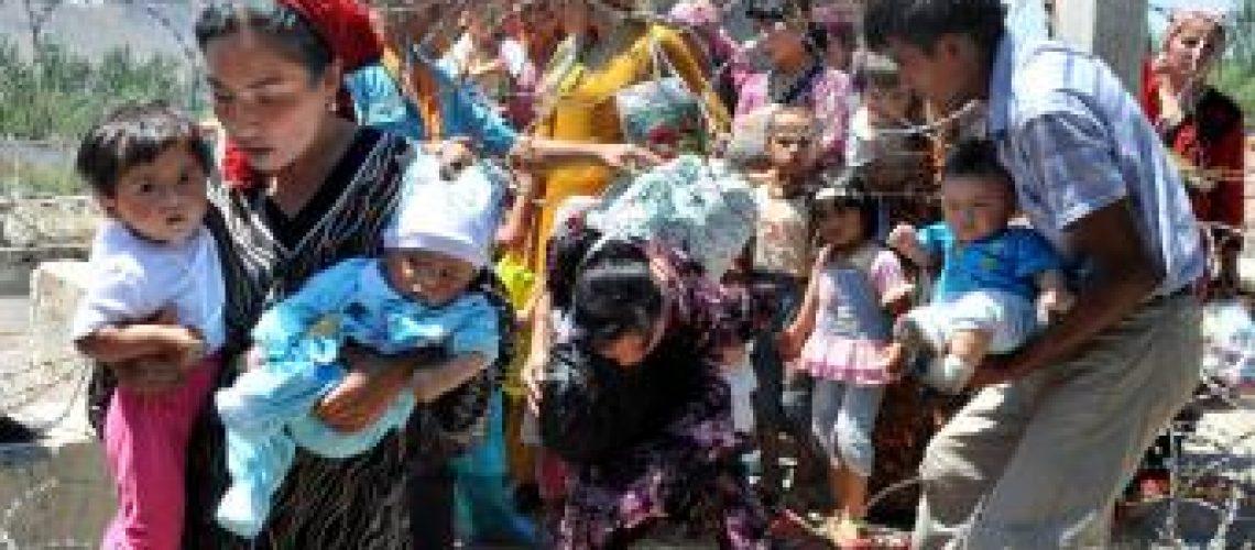 Conflitos no Quirguistão matam quase dois mil