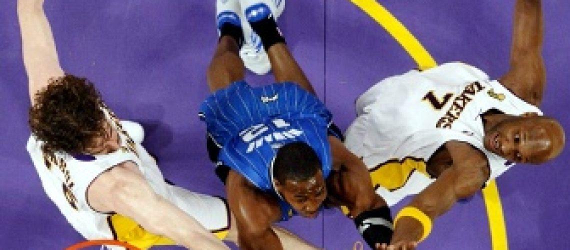 Lakers vencem segunda partida das finais da NBA