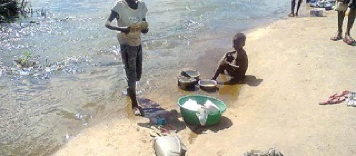 Licungo: o refúgio da população de Mocuba