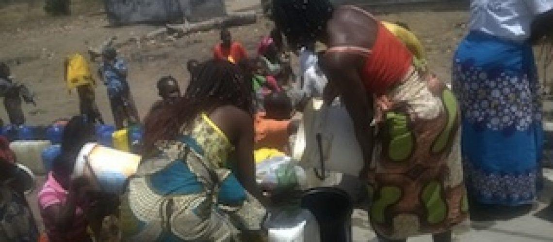 Alerta laranja em Moçambique devido à seca e chuvas que afectam cerca de 200 mil pessoas