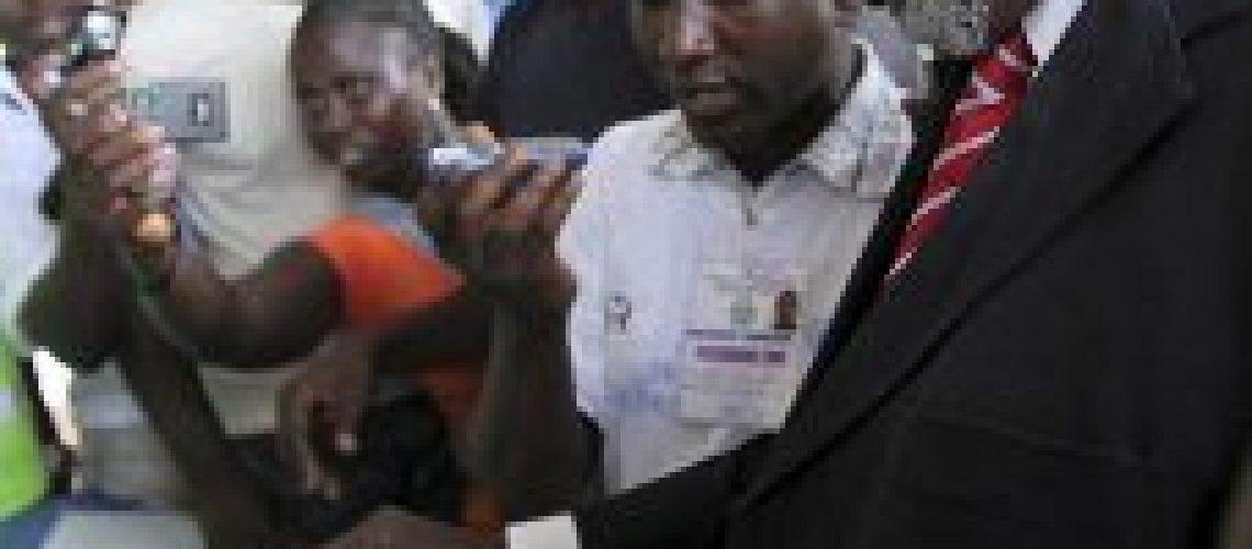 Fraca afluência de eleitores na Guiné-Bissau