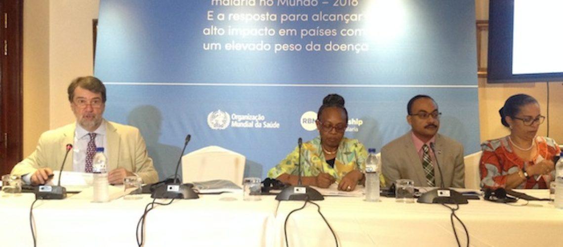 Moçambique continua um dos mais afectados pela malária no mundo