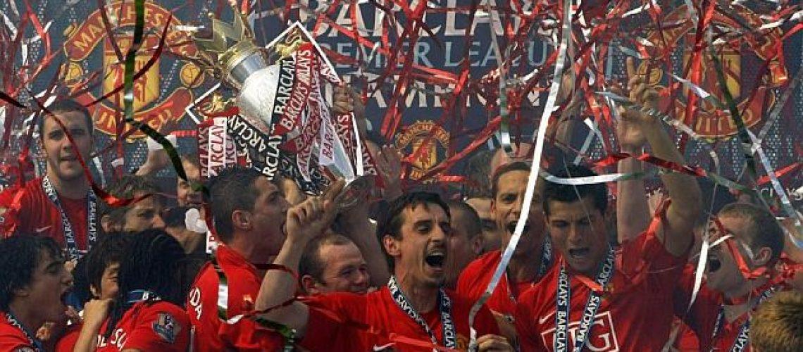 O Manchester United conquistou o seu 18º titulo e iguala recorde do Liverpool
