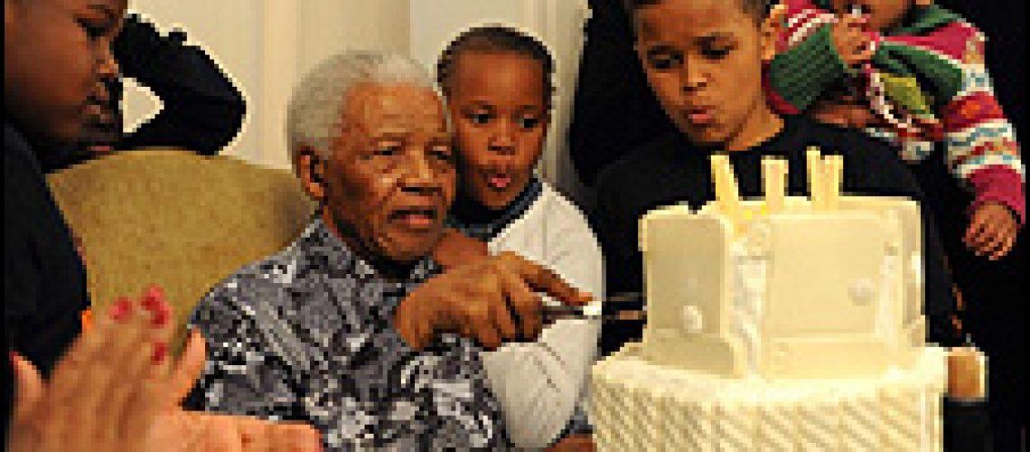 Madiba festeja 92º aniversário e o mundo um dia em sua honra