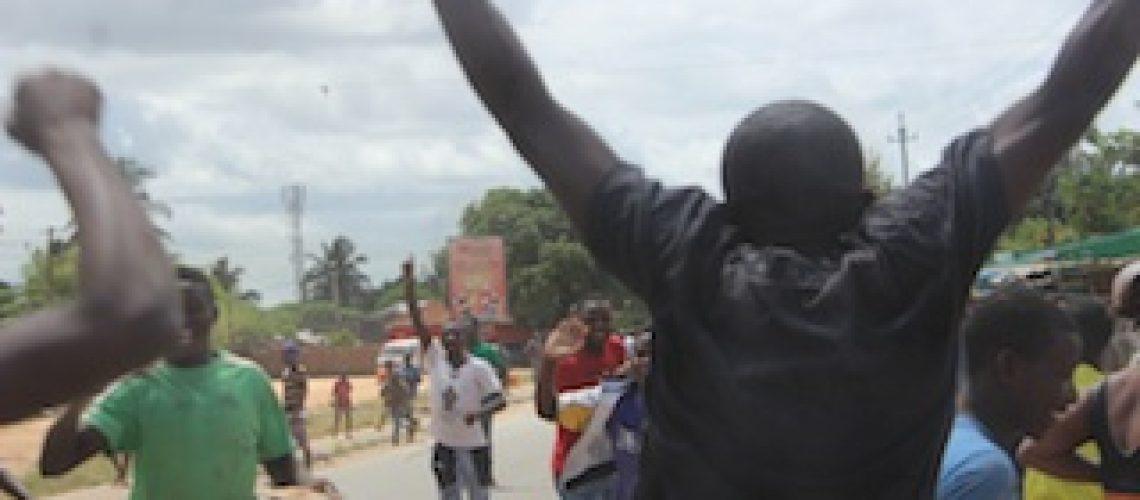 Agente da PIC assassina cidadão indefeso em Nampula