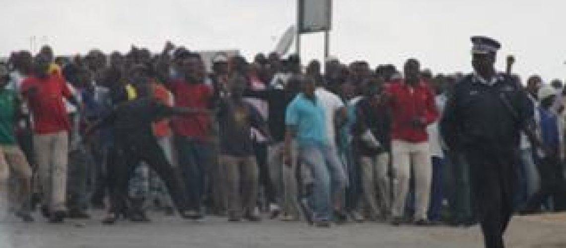 Polícia mata manifestantes na Swazilândia