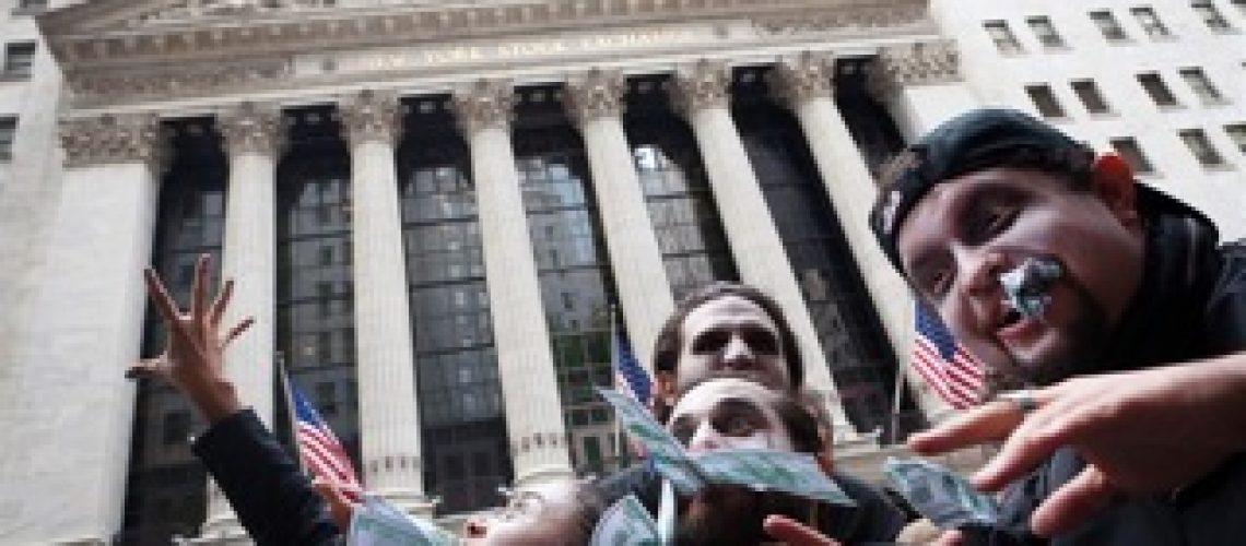 Protestos anti-Wall Street entram na terceira semana e alastram a várias cidades norte-americanas