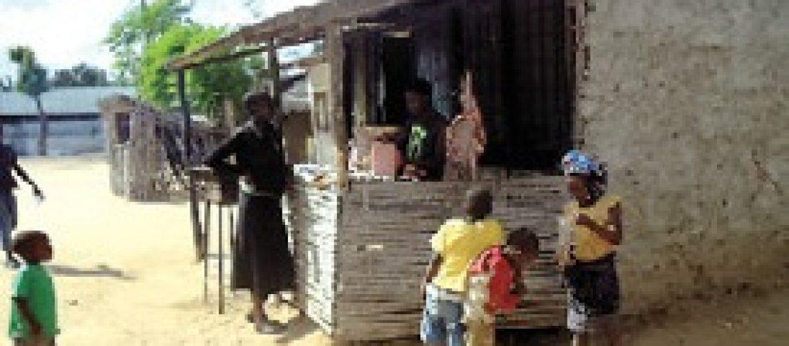 A dura condição de refugiado em Moçambique