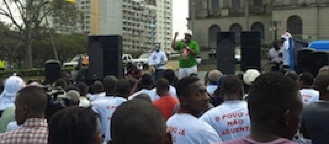 """""""Os conclaves do Governo e a Renamo só perpetuam o Moçambique que não queremos"""""""