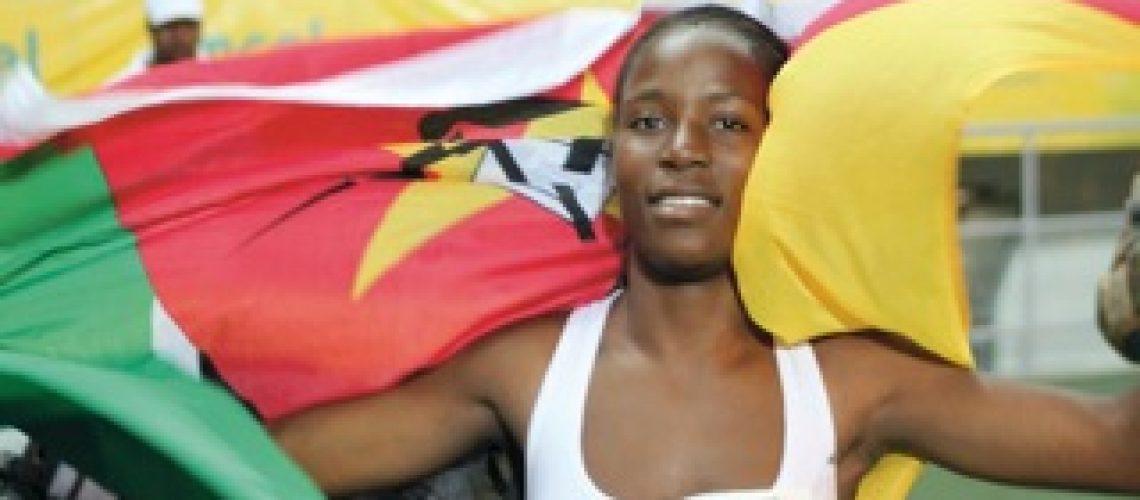 Maria Muchavo conquista Prata nos Jogos da Commonwealth