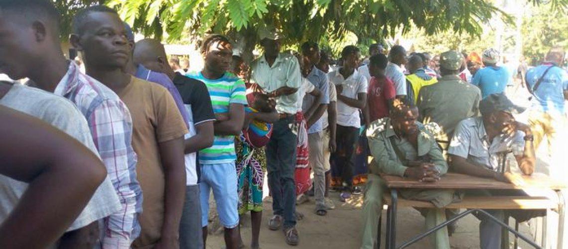 PGR não encontrou culpados pelos ilícitos eleitorais em Marromeu