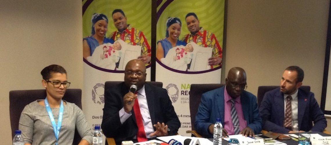 Governo não sabe quantas pessoas nascem e morrem em Moçambique