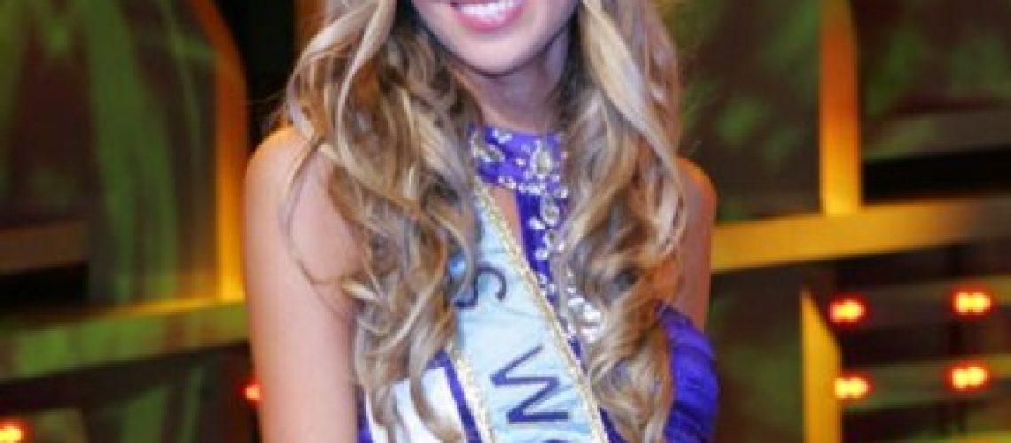 Ksenya Sukhinova é eleita Miss Mundo 2008