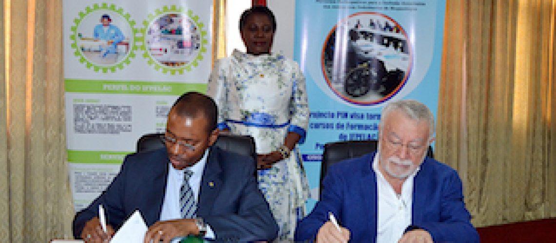 Com incidência para pessoas portadoras de deficiência: Alocados um milhão de euros para formação profissional em Maputo