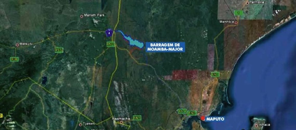 Construção da barragem de Moamba Major viciada de ilegalidades e compadrio