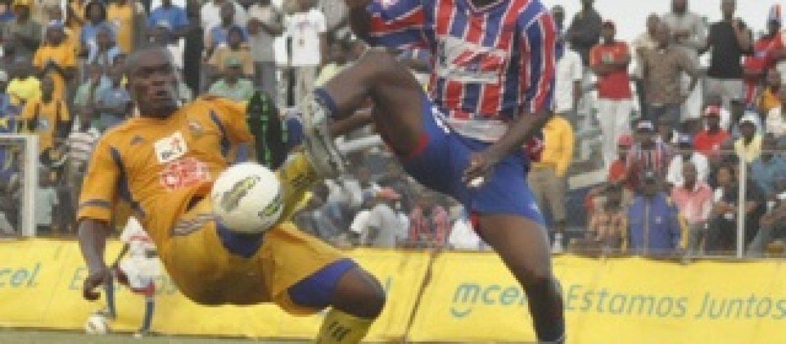 Moçambola: Chibuto empata e continua segundo; clássico termina com igualdade entre tricolores e canarinhos