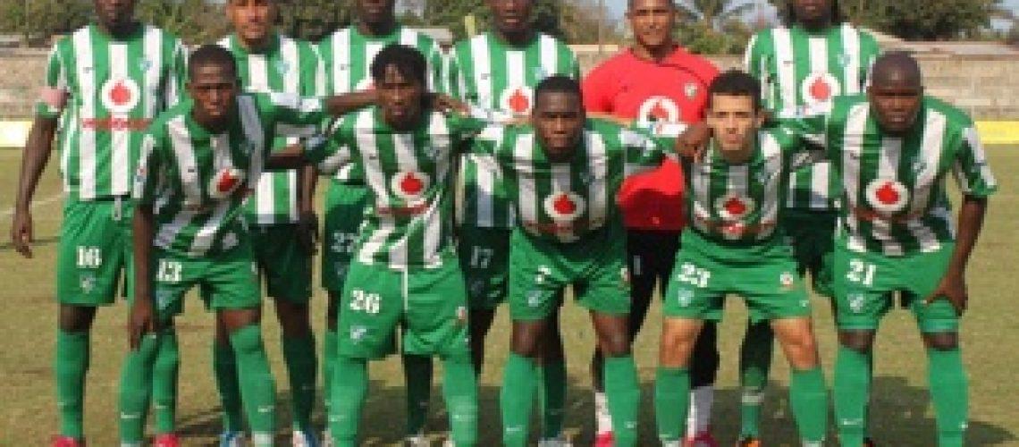 Liga Muçulmana Bi-campeã nacional de futebol