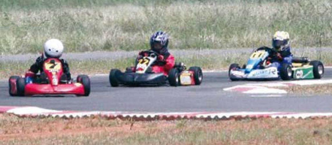 Arranca época 2009 de Karts no ATCM