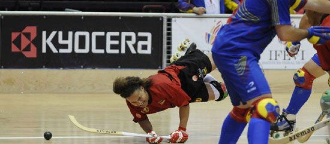 Moçambique empata e fica fora dos Quartos de final do Mundial de Hóquei