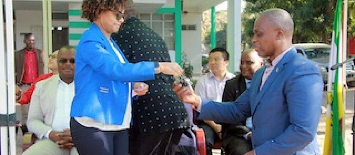 Transporte público de passageiros: Novos autocarros vão ser alocados aos municípios da Manhiça e Namaacha e ao distrito de Matutuíne