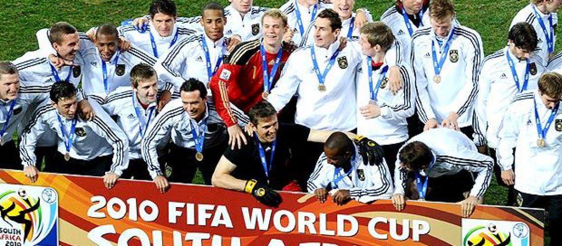 Uruguai 2 - Alemanha 3