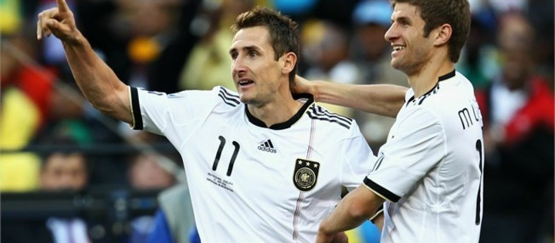 Alemanha 4 – Inglaterra 1