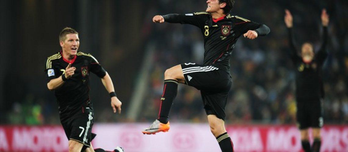 Gana 0 - Alemanha 1