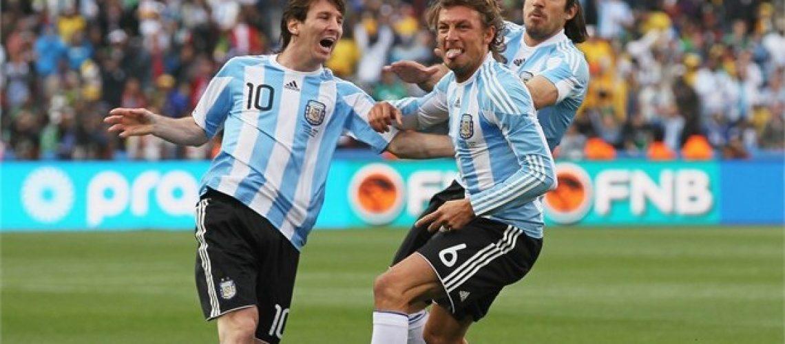 Argentina 1 Nigéria 0