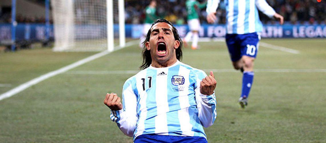 Argentina 3 - México 1