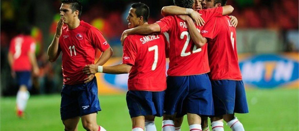 Chile 1 - Suíça 0: uma pequena vitória rumo aos oitavos